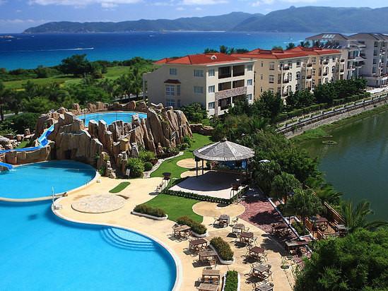 海南三亚亚龙湾—环球城大酒店图片
